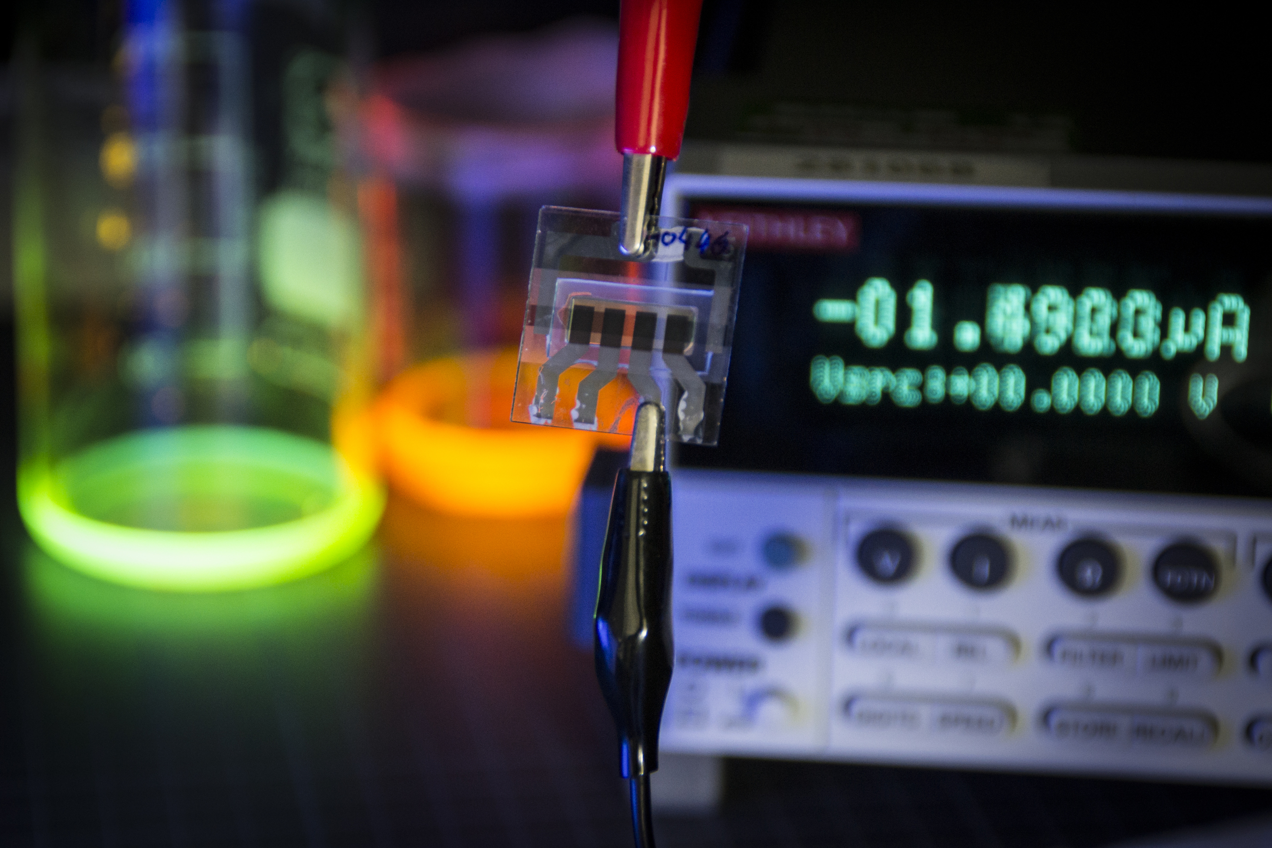 GLADIATOR FP7 Project   Ultra-violet sensitive photodiodes with